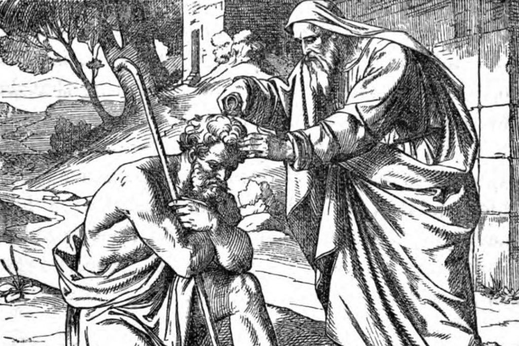 Authority And Submision - Saul And Samuel