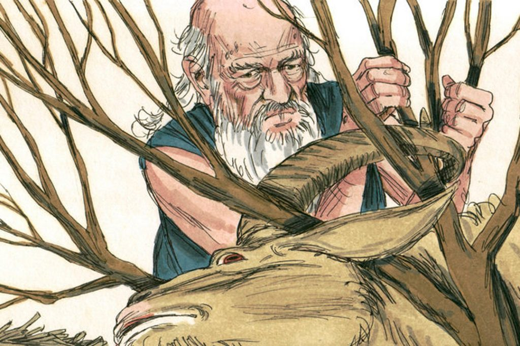 Abraham by Jim Padgett