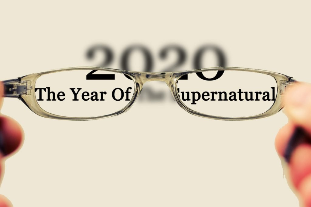 The Year Of The Supernatural