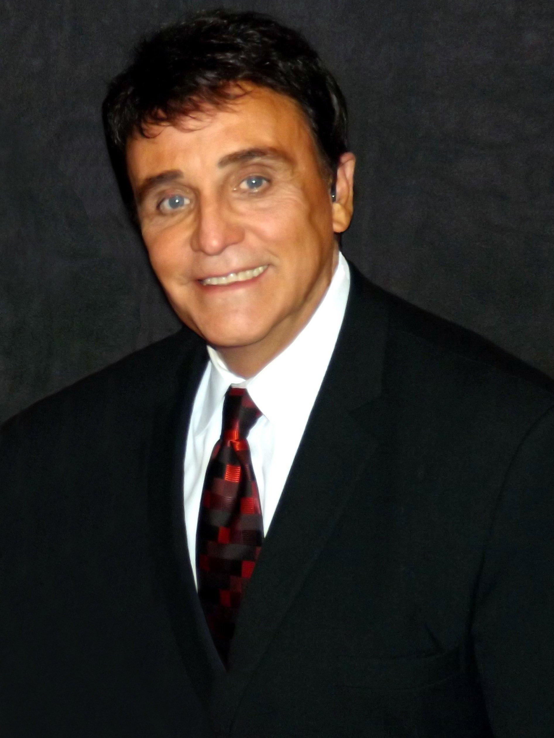 Pastor Gary McSpadden