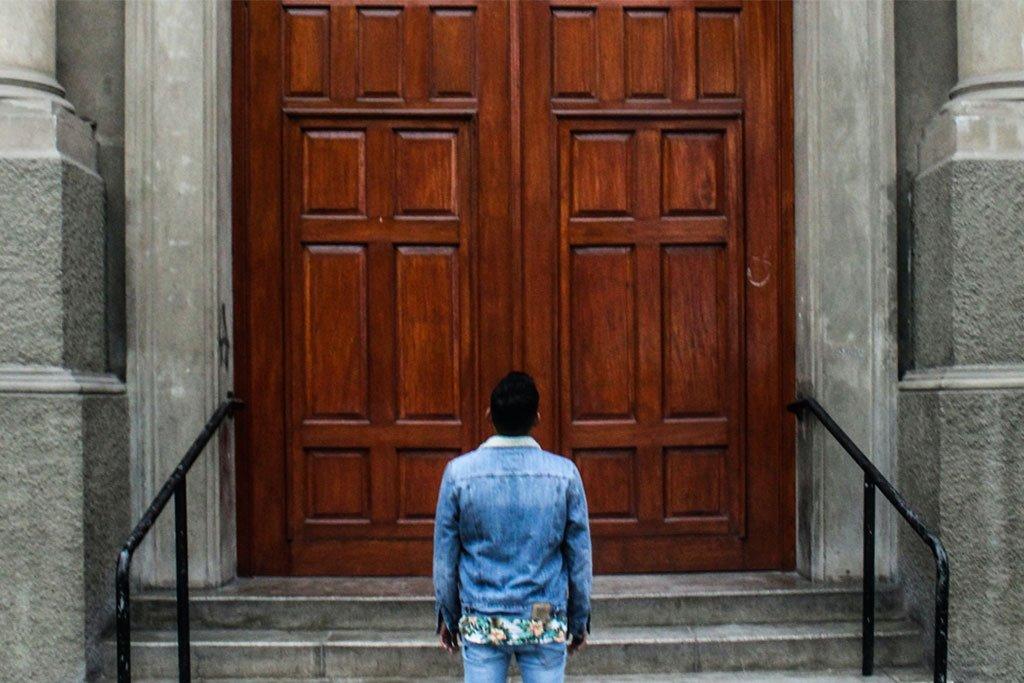 2020-0927 Dr Jim Rankin - Quit Standing On The Doorstep